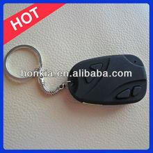 2013 Hot Mini Video Camera Car key Camera for 808 Car Keys 720P High Resolution