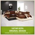 2014 modernsten design sofa vatar h2213