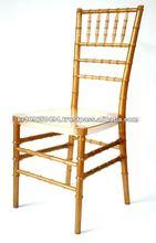 PC Chiavari Chair Gold