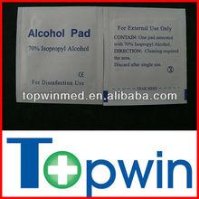 Topwin alcohol pad