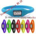 2013ส่งเสริมการขายนาฬิกาซิลิโคนราคาถูกนาฬิกาmp4