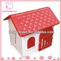 plastic dog house pet produtos de plástico