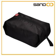 BSCI audit custom shoe dust bag, polyester lightweight shoe bag for 2015
