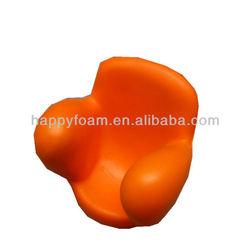 Chair shaped stress ball anti phone holder stress ball