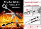 New style Multifunction BBQ tool,BBQ set