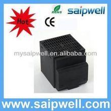 Small compact semiconductor fan heater solar air heater with fan 150W, 250W, 400W