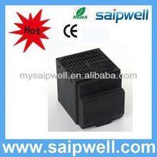 Small compact semiconductor fan heater fan heater solar 150W, 250W, 400W