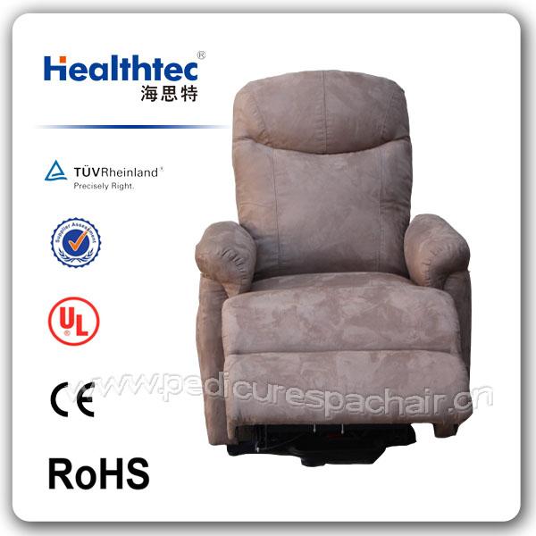 Fabric Auto Forward and Backward Recliner Sofa