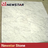 300*600mm high polished white marble tile
