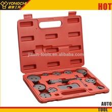 12 pcs car brake caliper repair tools used for workshop