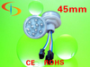 programmable 45mm 9 smd 5050 rgb led pixels for disco ktv