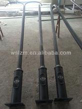galvanize steel yard Garden Lights pole