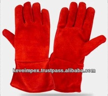 Top quality Leather Welding gloves / working gloves / safety gloves 2015
