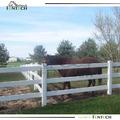 Top-Qualität einzigartiges design kunststoff pferd ranch zaun