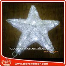 Lighted star ip65 eco motif 150w led street lights