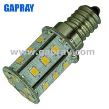 CE RoHS 3W SMD 2835 12v dc led bulb e14