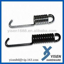 steel leaf spring suspension