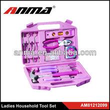 103pc lady pink tool set