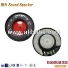 40MM 32OHM 30MW high quality Headphone Speaker
