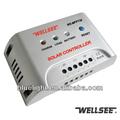 Wellsee ws-mppt30 30a 12v 24v régulateur de tension automatique de compensation de température pour le système solaire