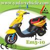 yada em5-10 48v 800w brushless PMDC motorcycles for sale 20ah lead-acid 10inch drum brake motorcycles for sale