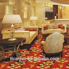 Brand Hotel Carpets, Woven Carpet, Anti Slip Hotel Carpet 001