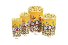 A series of hot sale customized good printing popcorn paper cups in China