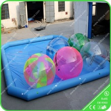 HOT Swim Pool with Colorful Water Ball for Summer Vocation