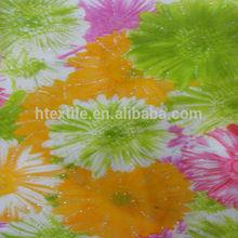 2014new design fashion 100% printed viscose fabric and 100 viscose rayon gray fabric by 100% rayon crinkle fabric