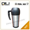 doble aislamiento de la pared del vaso de acero inoxidable taza de café