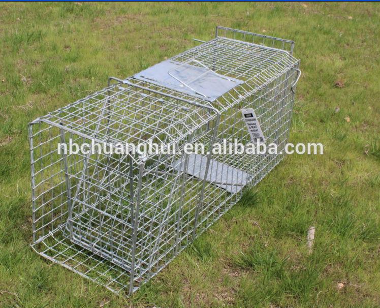 Fácil dobrável conjunto animal armadilha 26'*9'*12' para venda