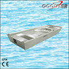 2.0mm thickness U type aluminium boat flat bottom