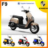 China hot 4 stroke engine 50cc gas scooter cheap mopeds EEC approved