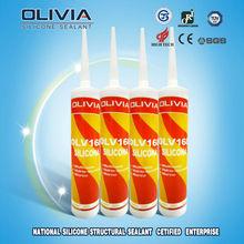 Fast Cure Acetoxy Silicone Sealant / Acetic Silicone Sealant OLV168