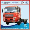 Dongfeng 4x2 RHD 16T EQ1168GLJ2 truck chassis