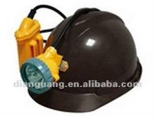 LED explosion proof portable cap lamp mining Miners headlamp