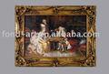 klassischen stil rahmen foto handgefertigt Palast Ölbild