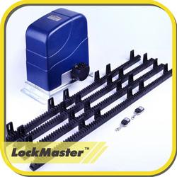 CE/EMC/RoHS 24VDC Door Motor sliding gate opener