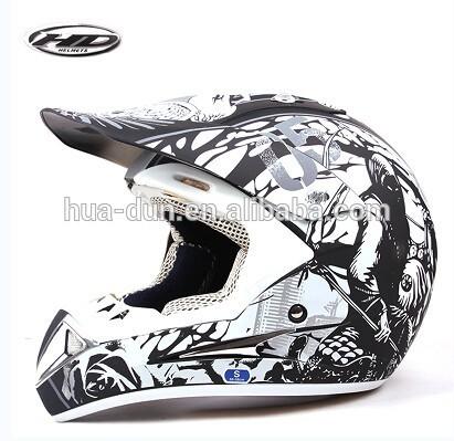 HuaDun off road helmet /cross helmet for motorcycle HD-802