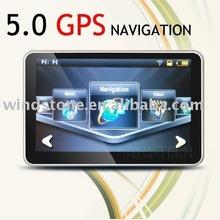"5"" Screen GPS/5 inch GPS Navigation+Bluetooth+2G SD card/Bluetooth 5 inch GPS"