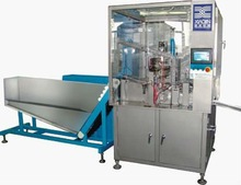 Full-Auto Cartridge Silicone Sealant Filling Machine