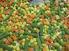 Frozen Mixed vegetable with FDA,HALAL,BRC,HACCP