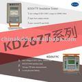 10kv 5000v intelligente isolamento resistancetesters forte anti- interefence isolamento megger tester 10 kV tester di isolamento