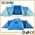 Pessoa 4-6 2-3 sala de tendas ao ar livre da barraca de acampamento