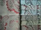 Polyester textile jacquard curtain
