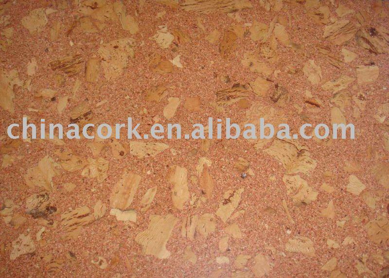 Cork Flooring/Laminated flooring