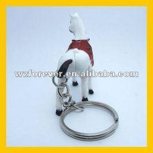 Horse Sound LED Keychain Promotion Gift Items