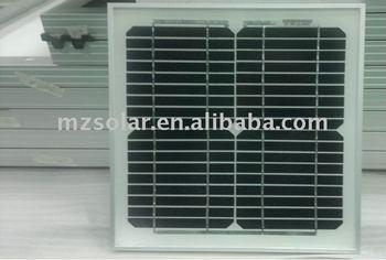 solar energy panel 10W Mono solar panel