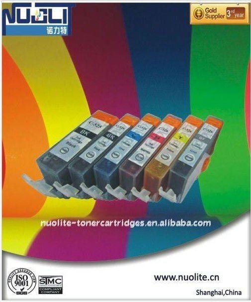 ink cartridge for canon pgi 525 / cli 526