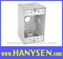 2'' Deep 1 Gang Electrical Waterproof Box